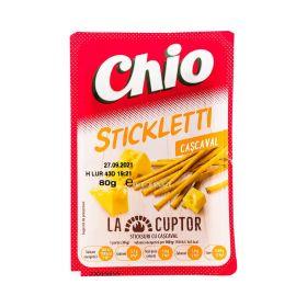 Sticks Chio Stickletti cu cașcaval - 80gr