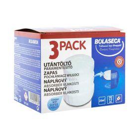 Tablete pentru aparat dezumidificator Bolaseca - 3x450gr