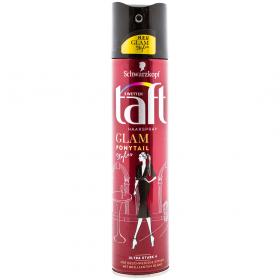Taft Glam Ponytail Nr. 4 lac fixativ pentru păr - 250ml