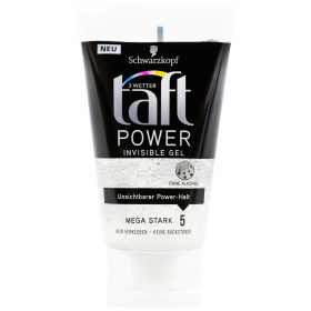 Taft-gel de par 150ml t5 power invisible gel