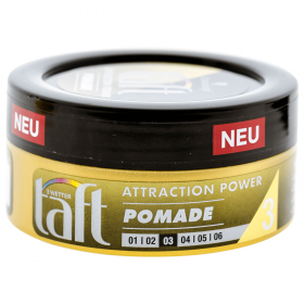 Taft POMADE attraction power ceară pentru păr - 75ml