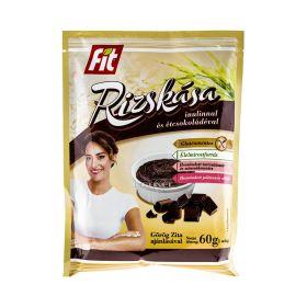 Terci de orez FIT cu inulină și ciocolată amăruie - 60gr