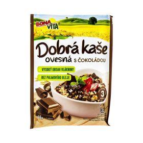 Terci de ovăz Bona Vita cu ciocolată - 65gr