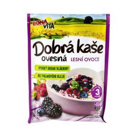 Terci de ovăz Bona Vita cu fructe de pădure - 65gr