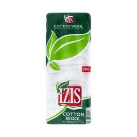 Vată igienică Izis - 200gr