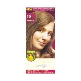 Vopsea de păr Aroma Color 10 Alune - 90ml