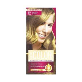 Vopsea de păr Aroma Color 12 Blond auriu - 90ml