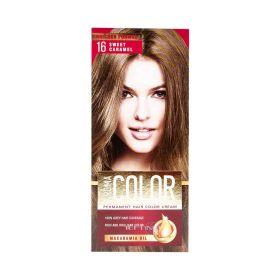 Vopsea de păr Aroma Color 16 Sweet Caramel - 90ml