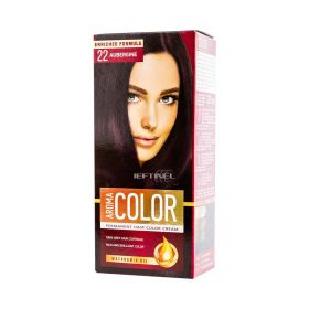 Vopsea de păr Aroma Color 22 Aubergine - 90ml