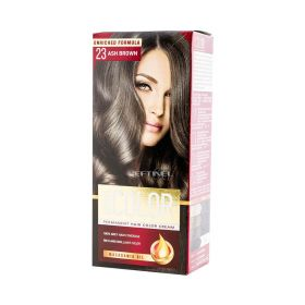 Vopsea de păr Aroma Color 23 Ash Brown - 90ml