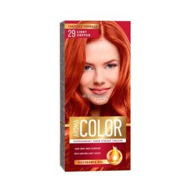Vopsea de păr Aroma Color 29 Light Copper - 90ml