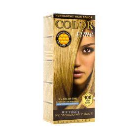 Vopsea de păr Color Time 100 Super Blonde - 100ml