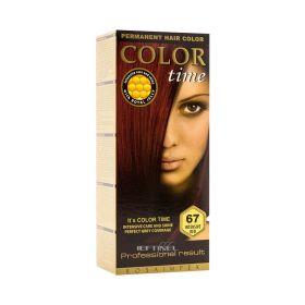 Vopsea de păr Color Time 67 Intensive - 100ml