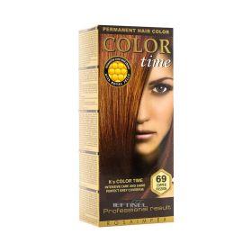 Vopsea de păr Color Time 69 Copper Passion - 100ml
