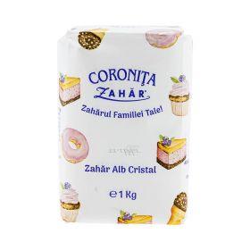 Zahăr alb cristal Coronița - 1kg