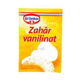 Zahăr vanilinat Dr. Oetker - 8gr