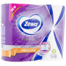 Zewa Premium rolă de hârtie, 2 straturi, 120 foi, extra long - 2 role