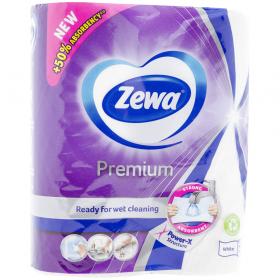 Zewa Premium rolă de hărtie 2 straturi, 45 foi - 2 role